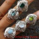5x Wholesale 925 Silver Bali Poison Keepsake Rings SSB-352-KT