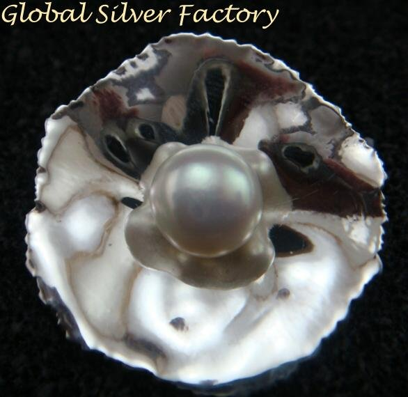 Sterling Silver Freshwater Pearl Pendant SP-729-KT