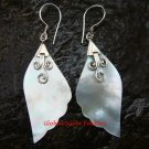 925 Silver Mother of Pearl Earrings ER-621-KT
