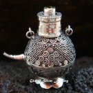 Silver Genie Perfume Lamp PP-336-KA
