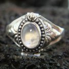 925 Silver Moonstone Poison Ring LR-512-KT