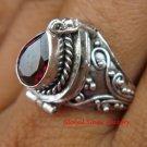 New Design Bali Poison Locket Ring / Gem LR-613-KT
