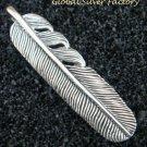 Sterling Silver Banana Leaf Design Pendant SSP-142-KT