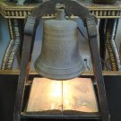 LIBERTY BELL Lamp Very RARE