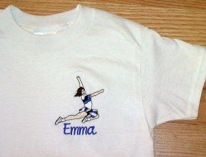 Personalized T-Shirt  - CHEERLEADING