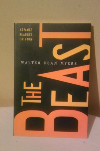 The Beast by Walter Dean Meyers - Advance Reader's Edition - Signed!