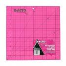 X-ACTO X2007 Designer Series 12x12-Inch Self Healing Mat Pink