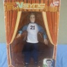 New 2000 NSYNC Living Toyz Justin Timberlake Doll