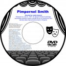 Pimpernel Smith 1941 Anti Nazi Thriller Film DVD Leslie Howard Action Adventure