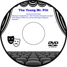 The Young Mr. Pitt Film DVD 1942 Drama Robert Donat Robert Morley Carol Reed