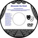 Alexander the Great 1968 DVD Film Drama William Shatner Adam West John Cassavete