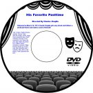 His Favorite Pasttime 1914 DVD Film Comedy Charles Chaplin Roscoe Fatty Arbuckle