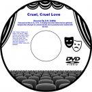 Cruel, Cruel Love 1914 DVD Film Comedy Charles Chaplin Edgar Kennedy Minta Durfe