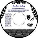 Rainbow Valley 1935 DVD Film Cowboy Western Adventure Robert N. Bradbury John Wa