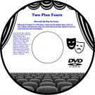 Two Plus Fours 1930 DVD Short Film Nat Carr Thelma Hill Bing Crosby Edgar Dearin