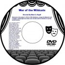 War of the Wildcats 1943 DVD Film Western Albert S. Rogell John Wayne Martha Sc