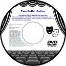 Two Dollar Bettor 1951 DVD Film Drama Edward L. Cahn Steve Brodie Rick Bowers ak