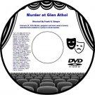 Murder at Glen Athol 1936 DVD Film Detective Murder Mystery Frank R. Strayer Joh