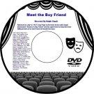 Meet the Boy Friend 1937 DVD Film Comedy Ralph Staub Robert Paige Carol Hughes