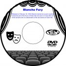 Blanche Fury 1948 DVD Film British Romantic Crime Drama Valerie Hobson Stewart G