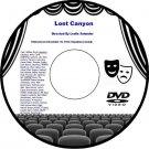 Lost Canyon 1942 DVD Film Cowboy Western Adventure Leslie Selander William Boyd