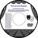 Port of Lost Dreams 1934 DVD Film Gangster Crime Drama Frank R. Strayer William