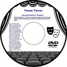 Texas Terror 1935 DVD Film Western Cowboy Adventure Robert Bradbury John Wayne