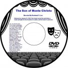 The Son of Monte Christo 1940 DVD Film Action Adventure Thriller Rowland V. Lee