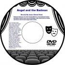 Angel and the Badman 1947 DVD Film Romantic Cowboy John Wayne Gail Russell Carey
