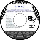 The 39 Steps 1935 DVD Film Thriller Alfred Hitchcock Robert Donat Madeleine