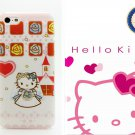 Hello Kitty Fantacy Wedding Design Hard Case Cover For iPhone 5 5G 5S + Free Gift (C137)