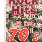ROCK HITS FROM THE 70'S CASSETTE  upc:07989260694