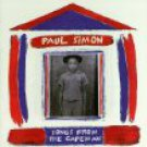 Songs From The Capeman (1997 Concept Cast Album) by Paul Simon 093624681441