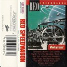 Wheels Are Turnin by Reo Speedwagon-074643959346