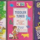 CHILDREN'S CASSETTE LOT (3)
