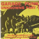 Garage Punk Unknowns, Vol. 1  by Garage Punk Unknowns,Various Artists  UPC: 4016022200423