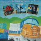 Fisher-Price : Geo Trax : My Day with Trains