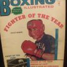 Boxing Illustrated. March 1973- FIGHTER OF THE YEAR CARLOS MONZON