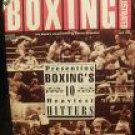 BURT SUGAR'S Boxing Illustrated. APRIL, 1993