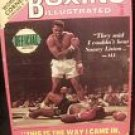 VINTAGE BOXING ILLUSTRATED OCTOBER, 1974 OFFICIAL EDITION RARE