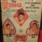 Ring Magazine: April 1965  Cover: Carlos Ortiz, Vicente Saldivar, Eder Jofre, Pone Kingpetch