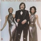THE WORLD OF TONY ORLANDO & DAWN CASSETTE