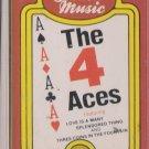 THE FOUR ACES CASSETTE