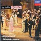 World Of Operetta Joan/Burrows;Stuart Sutherland