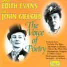Voice of Poetry John Gielgud, Gielgud/Evans