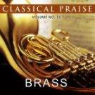 Classical Praise - Brass - Volume 10  by Phillip Keveren  UPC: 0717336032727