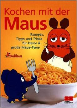 Cooking with maus : recipes, tips and tricks for children