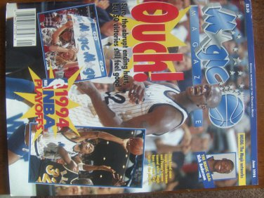 Orlando Magic Magazine Lot 15 Years of Magic 2005 Yearbook 20th Anniversary NBA