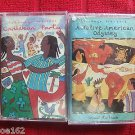 PUTUMAYO PRESENTS-CARIBBEAN PARTY & A NATIVE AMERICAN ODYESSEY CASSETTE LOT (2)