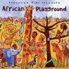 AFRICAN PLAYGROUND  by Putumayo Kids Presents  UPC: 790248020723